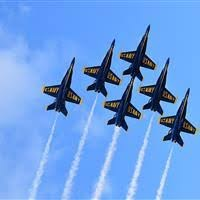 Blue Angels in Annapolis: USNA Graduation