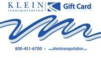 Klein Gift Card