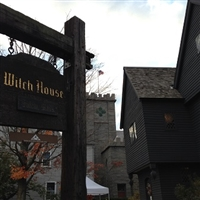 Haunted!! - Mystic, CT & Salem, MA