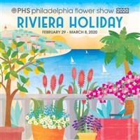 Philadelphia Flower Show - Wyomissing Only